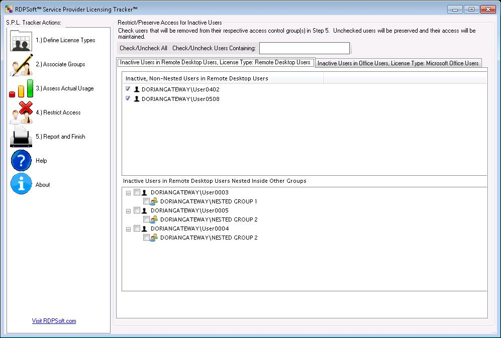 Managing Inactive Users in SPL Tracker and Automating Microsoft SPLA Reporting