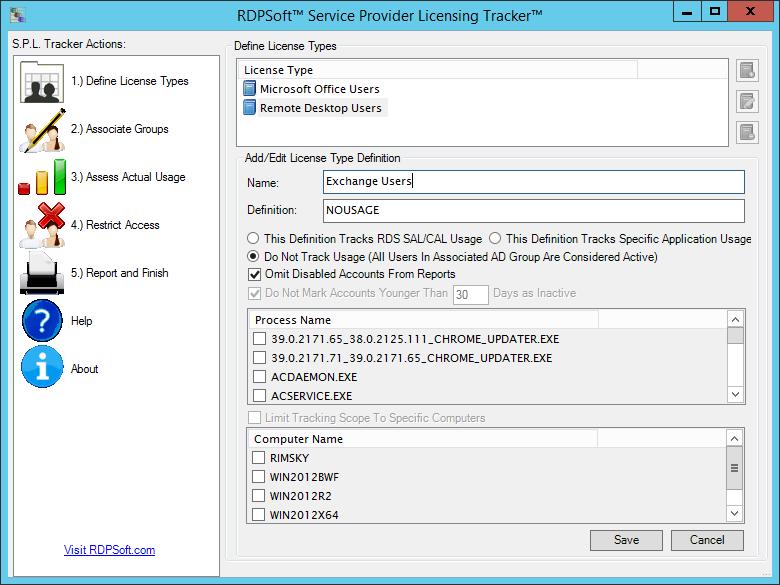SPLA Reporting | Service Provider Licensing Tracker