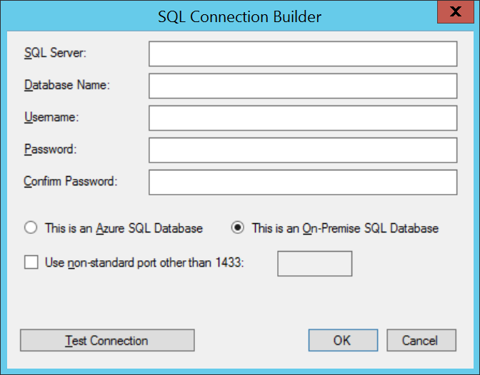 Now Use Standard SQL Connections and Azure SQL Connections to Store and Review RDS Data