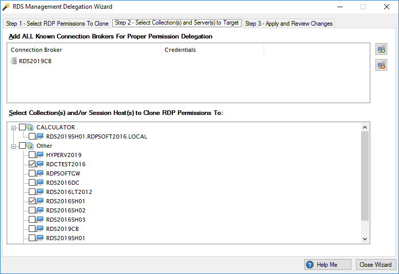 Shadow Multiple Monitor Sessions And Delegate Management For