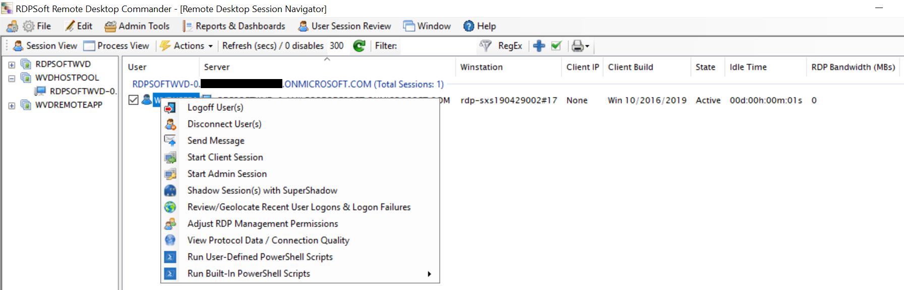 Terminal Server Logging Blog Articles | Remote Desktop