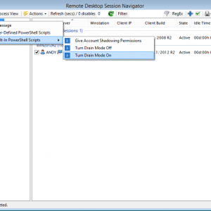 Invoking Parameterized PowerShell Scripts to Run Against Session Hosts, Users, Processes, and More.